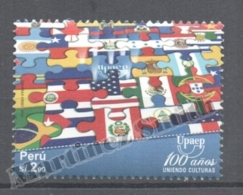 Perou - Peru 2010 Yvert 1897, América UPAEP, Centenary - MNH - Perú