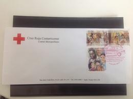 Costa Rica - Postfris / MNH - FDC 30 Jaar Rode Kruis 2017 - Costa Rica