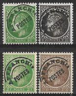 France - Préoblitérés 1922/47 :Type Cérès De Mazelin Y&T N° 88/91/92/93 ** Neufs Luxe (1er Choix) Fraîcheur Postale - Préoblitérés