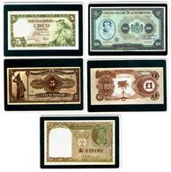 1985 , Calendar , Calendrier , Money , World Banknote ,  Monnaie , Argent , Billet Du Monde - Calendari