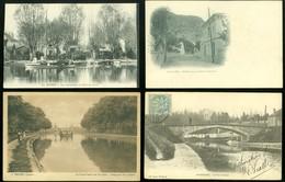 Beau Lot De 60 Cartes Postales De France  Loiret   Mooi Lot Van 60 Postkaarten Van Frankrijk ( 45 ) - 60 Scans - Cartes Postales