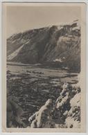 Chur Mit Calanda Vom Mittenberg Aus Im Winter En Hiver - Photo: L. Fridli - GR Grisons