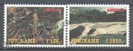 Surinam - Suriname 1995 Yvert 1367-68, America UPAEP, Environment Protection - MNH - Surinam