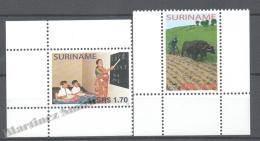 Surinam - Suriname 2005 Yvert 1783-84, America UPAEP, Education - MNH - Surinam