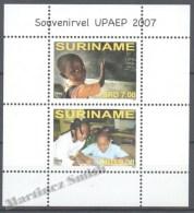 Surinam - Suriname 2007 Yvert BF-106, America UPAEP, Education - MNH - Surinam