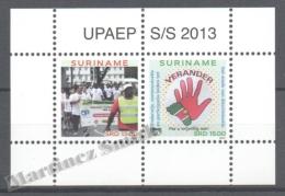 Surinam - Suriname 2013 Yvert BF-118, America UPAEP - MNH - Surinam
