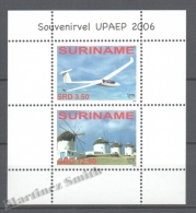 Surinam - Suriname 2006 Yvert BF-104, America UPAEP, Saving Energy - Miniature Sheet - MNH - Surinam
