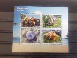 Mauritius / Maurice - Postfris / MNH - Sheet Schelpen 2017 - Mauritius (1968-...)