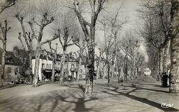 - Allier - Ref-C128- Cusset - Cours Lafayette - Petit Plan Bar - Cafe - Cafes - Carte Bon Etat - - Andere Gemeenten