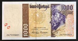 Portogallo Portugal 1000 Escudos 1996 Q.fds/fds LOTTO 1932 - Portogallo