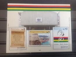 Mauritius / Maurice - Postfris / MNH - Sheet 50 Jaar Onafhankelijkheid 2018 - Mauritius (1968-...)