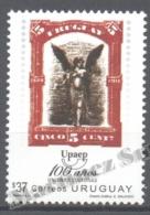 Uruguay 2011 Yvert 2476, America UPAEP, Centenary - MNH - Uruguay