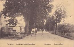 Tongres Boulevard Des Marroniers Circulée En 1925 - Tongeren