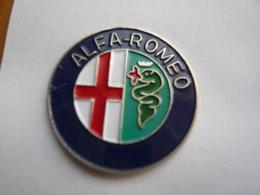 Pin S Automobile LOGO - Alfa Romeo