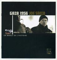 Dossier De Presse Gaza 1956 - Joe Sacco - Futuropolis - Livres, BD, Revues