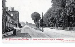 Hainaut : Monceau- Sur Sambre.  (Charleroi). - Charleroi