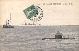 17-LA PALLICE-ROCHELLE- LA RADE - France