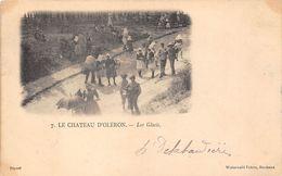 17-CHATEAU-D'OLERON- LES GLACIS - France