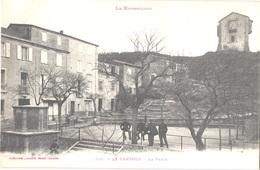 FR66 LE PERTHUS - Labouche 356 - La Place - Douanier - Blockhauss Et Phare Avion - Animée - Belle - Autres Communes