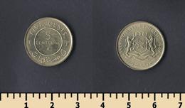 Somalia 5 Centesimi 1967 - Somalie