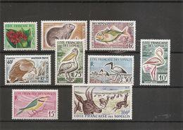Cote Française Des Somalis ( Lot De Timbres Divers Différents XXX -MNH) - Costa Francesa De Somalia (1894-1967)