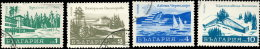 Bulgarie 1971. ~ YT 1872/76 - Tourisme - Gebraucht