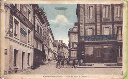 - 27 - CORMEILLES -- RUE DE PONT AUDEMER -- ANIMATION -- - Frankreich