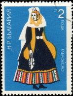 Bulgarie 1975. ~ YT 2135 - Costume Féminin. Gabrovo - Gebraucht