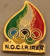 JEUX OLYMPIQUES - COMITE DE LA REPUBLIQUE D'IRAN - N.O.C.I.R. IRAN -     (20) - Olympic Games