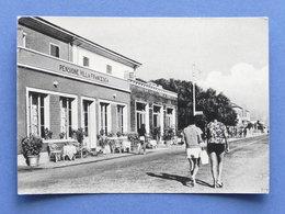 Cartolina Igea Marina - Pensione Villa Francesca - 1953 - Rimini