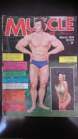 Muscle Illustrated March 1974 - Sport