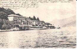 Italie -  Lombardia - Como - Lago Di Como - Cadenabbia - Hôtel Belle Vue - Como