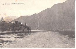 Italie -  Lombardia - Como - Lago Di Como - Punta Balbianello - Como