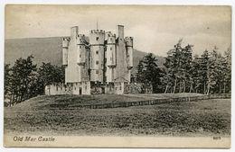 OLD MAR CASTLE - Aberdeenshire