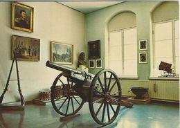 Russian 65 Mm Baranov Cannon 1885.  Sotamuseo  Finland. A-1376 - Museum