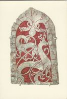 A Picture Stone With Animal Decoration. Öland Sweden  . A-1426 - Fine Arts