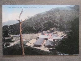 Tarjeta Postal - Chile Chili - Vista Jeneral De Las Termas De Chillan - Prop. Juan Sepulveda Santiago 151 - Chili