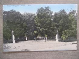 Tarjeta Postal - Chile Chili - Plaza O'Higgins - Chillan - Prop. Juan Sepulveda Santiago 162 - Chile