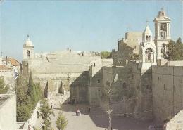 PAL - The Church Of The Nativity In Bethlehem - Ed. Garo M. Nalbandian / Mount Of Olives Prints (circ. 1992) -[Bethléem] - Palestine