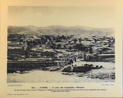 """TUNISIE - N°224 - Le Pays Des Troglodytes MATMATA - Collection """"Pour L'Enseignement Vivant"""" - Colonies Françaises - TBE - Collections"""