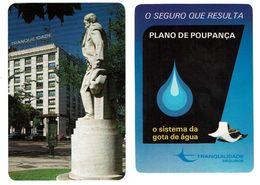 Portugal , 1986 , 1989 ,  Calendar , Calendrier , Insurance , Assurance , Seguros , TRANQUILIDADE - Calendari