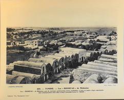 """TUNISIE - N°225 - Les """"RHORFAS"""" De MEDENINE - Collection """"Pour L'Enseignement Vivant"""" - Colonies Françaises - TBE - Collections"""