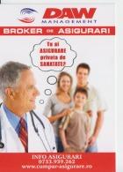 Romania - Insurance Broker - Visiting Card - Visiting Cards