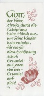 Germany - Darmstadt - Bookmark, Marque-pages - Bookmarks