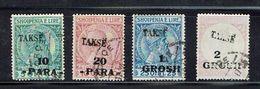ALBANIA...1914 ...postage Due - Albania