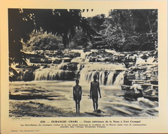 """OUBANGHI-CHARI - N°238 Chûte Inférieure De La NANA - Collection """"Pour L'Enseignement Vivant"""" - Colonies Françaises - TBE - Collections"""