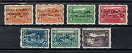 ALBANIA...1922 - Albania