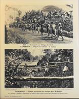"""CAMEROUN - N°240 Transports En Afrique Centrale - Collection """"Pour L'Enseignement Vivant"""" - Colonies Françaises - TBE - Collections"""