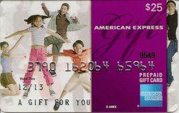 American Express GIFT Card $25 - Tarjetas De Regalo