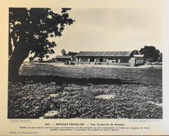 """SOUDAN FRANCAIS - N°241 Une Factorerie De Brousse - Collection """"Pour L'Enseignement Vivant"""" - Colonies Françaises - TBE - Collections"""